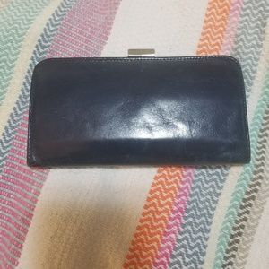 Latico Leather Wallet Clutch